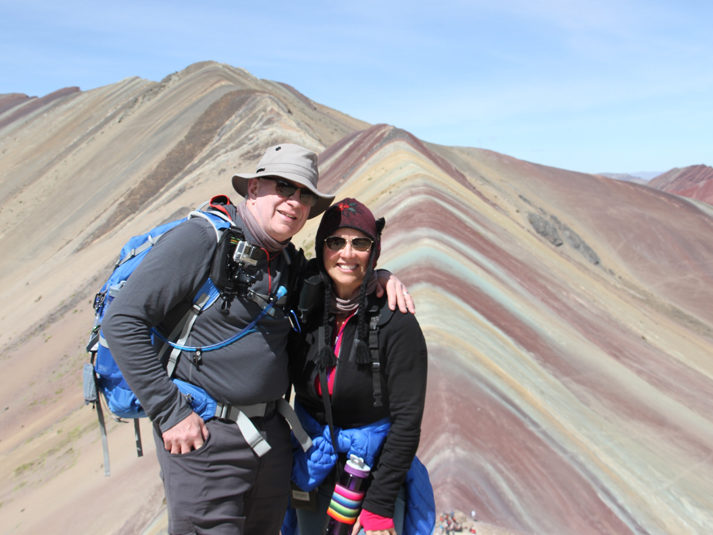 Travel South America - Ancient Summit - Testimonial