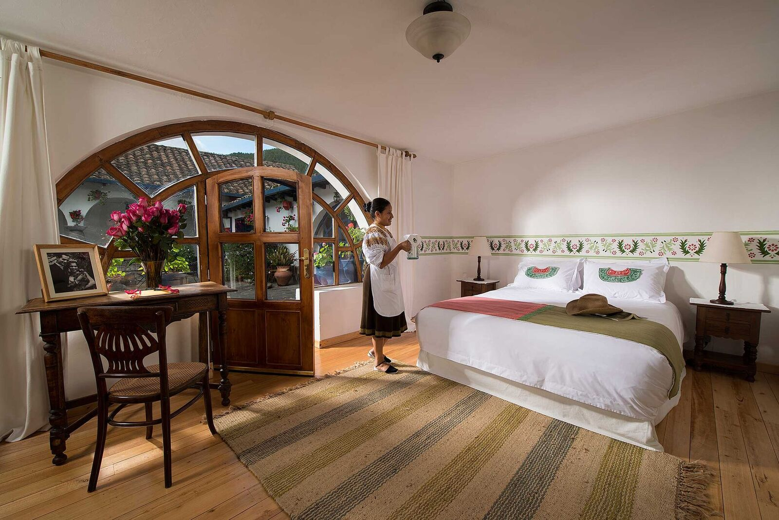 Travel Ecuador - Luxury Accomodations