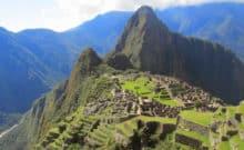 Peru Itinerary - Machu Picchu