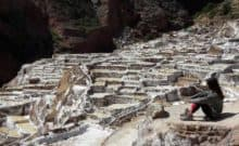 Travel Peru - Salt Ponds