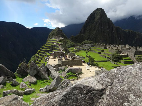 Tour Peru - Machu Picchu